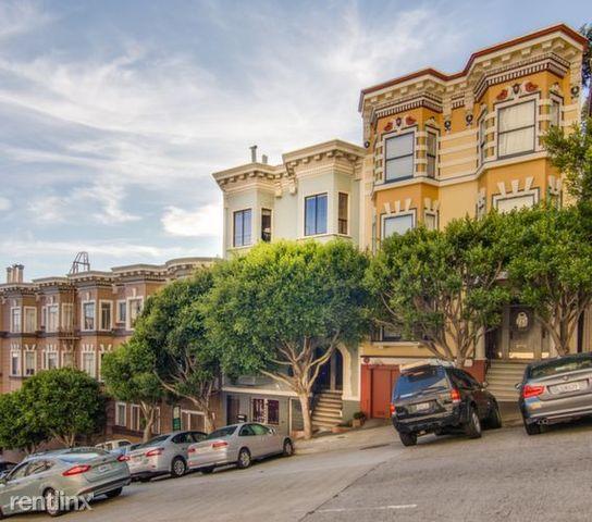 House Rent San Francisco: Jones St, San Francisco, CA 94109