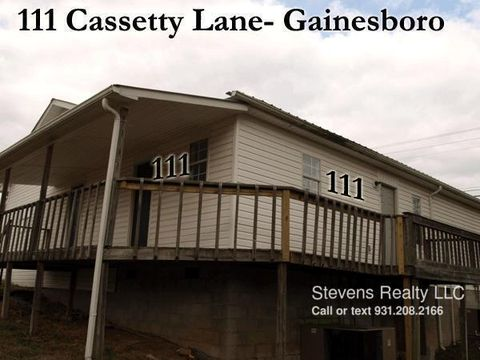 Cassetty Ln, Gainesboro, TN 38562