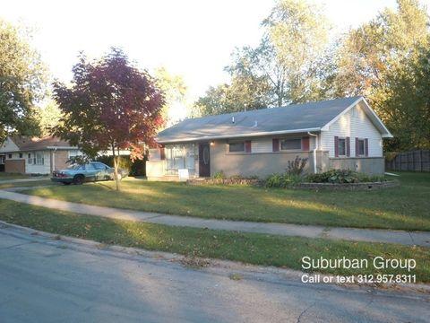 329 Waldmann Dr, Park Forest, IL 60466