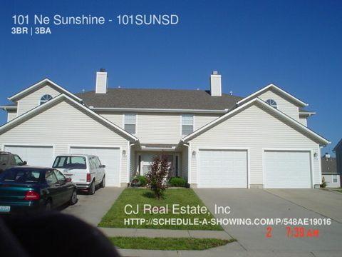 101 Ne Sunshine St, Oak Grove, MO 64075