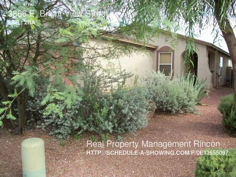 3866 E Bright View St, Tucson, AZ 85706