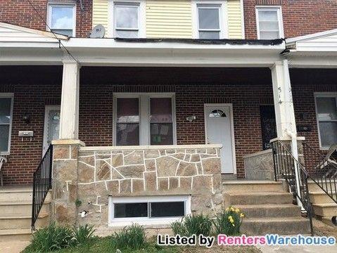 514 Radnor Ave, Baltimore, MD 21212