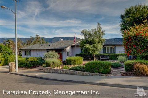 513 Oak Creek Ln, Ojai, CA 93023
