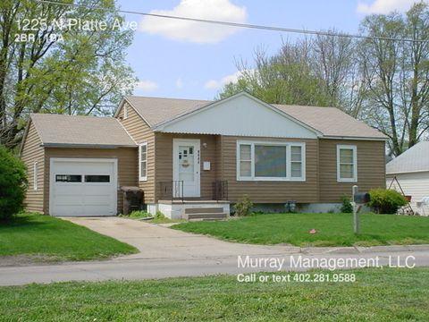 1225 N Platte Ave, Fremont, NE 68025