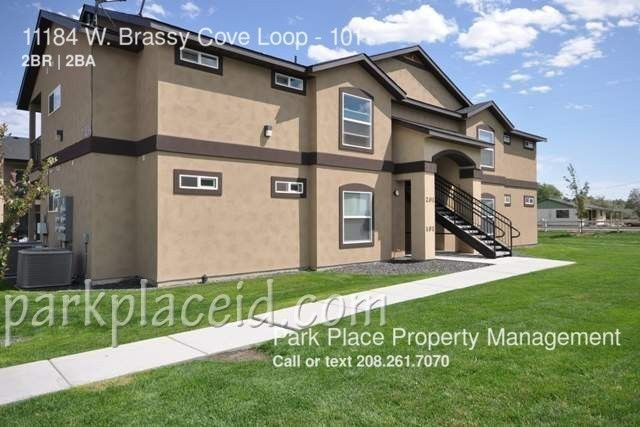 11184 W Brassy Cove Loop Nampa ID 83651 Home Or Apartment For Rent 1824
