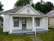 1625 N 1st St, Terre Haute, IN 47804