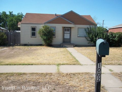 1002 W Deming St, Roswell, NM 88203