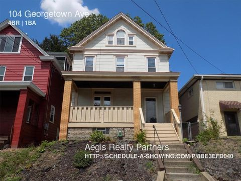 104 Georgetown Ave, Pittsburgh, PA 15229