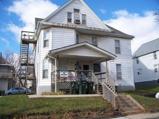 2515 olive st apt 1 cedar falls ia 50613 home or apartment for