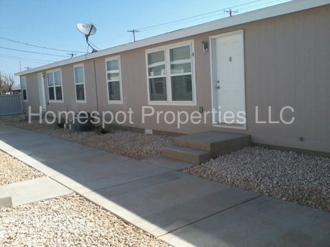 313 E Lime St, Portales, NM 88130