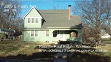 3508 S Hardy Ave, Independence, MO 64052