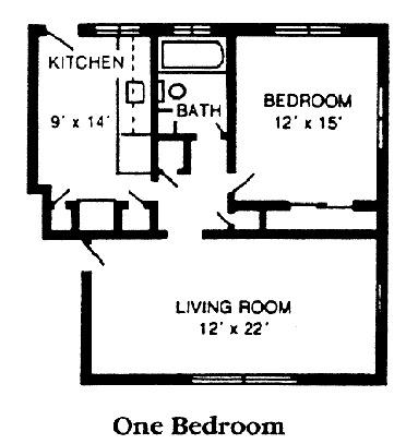 One Bedroom At Charlesbank Garden Apartments 56 Charles River Road Waltham Ma Apartment For