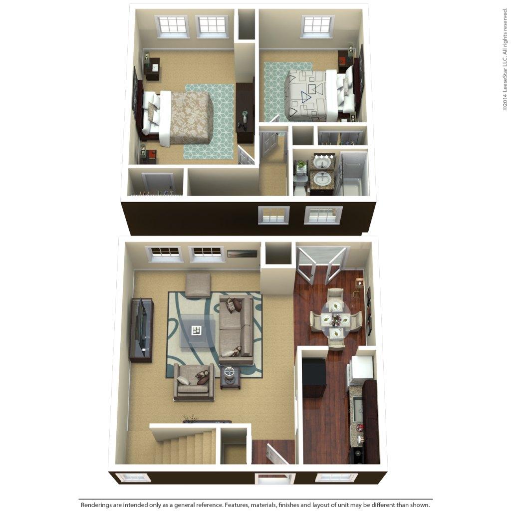 Kent Village Apartments: Kent Village, Landover. Apartment For Rent