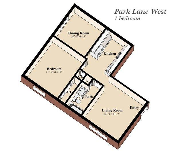 Park Lane Apartments Lancaster Ohio