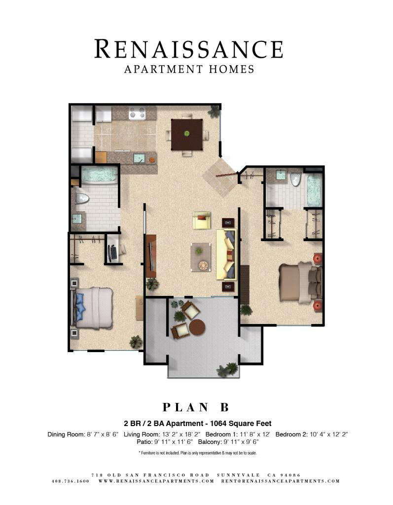 718 old san francisco rd sunnyvale ca 94086 public for Renaissance homes floor plans