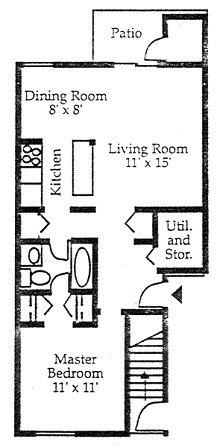 Turtle Creek Apartments Pontiac Mi