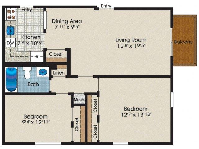 Bedroom Apartments For Rent Randolph Ma