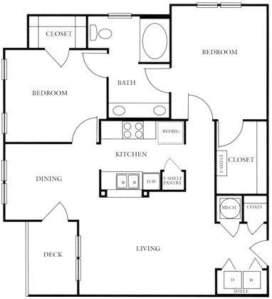 bedroom 1 bath 1010 1 466