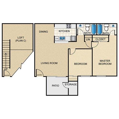 Harvest Glen Apartments, RIALTO. Apartment Details