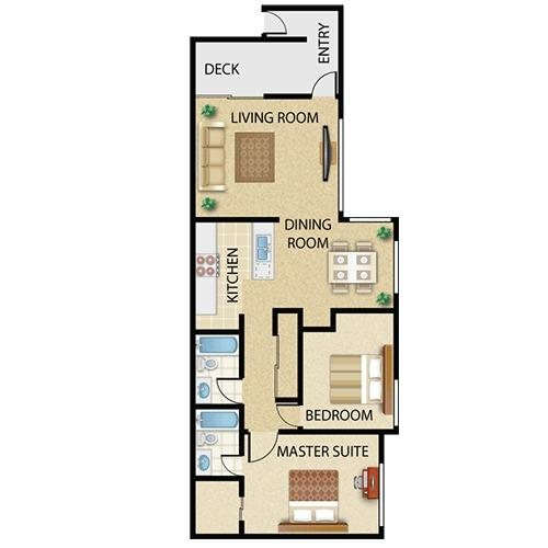 Sand Canyon Villas And Townhomes Reviews