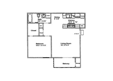 One Bedroom At 2215 Silverway Dr Killeen Tx Apartment For Rent Rentals