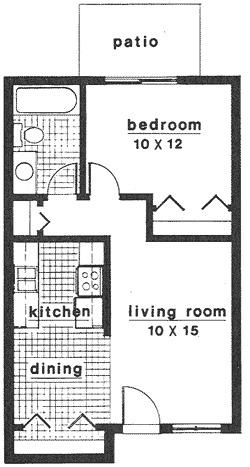 One Bedroom At Varsity Square 1097 Varsity East Bowling