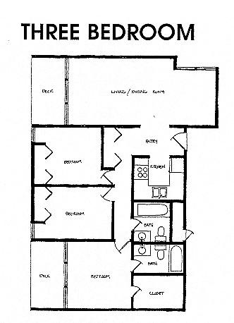 3 bedroom 2 bath 1300 975 - Design homes ames iowa ...