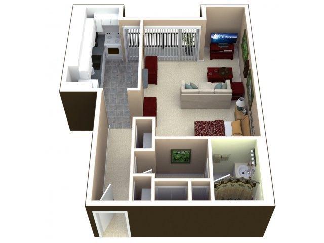 Studio At 901 South Ashland Avenue CHICAGO IL Apartment For Rent