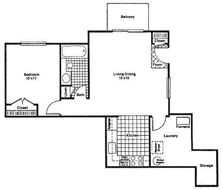 River Oaks West Apartments Novi Reviews