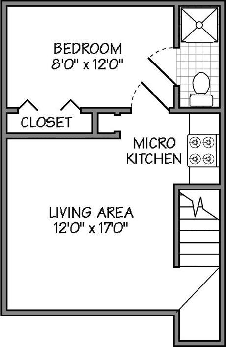 300 Sq Ft Inspiration Of 300 Sq FT Apartment Floor Plans Image