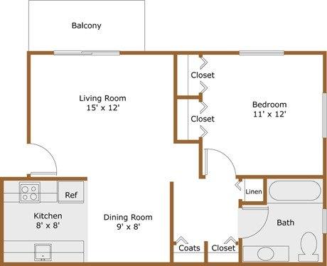 540 Square Feet House Plans House Plans