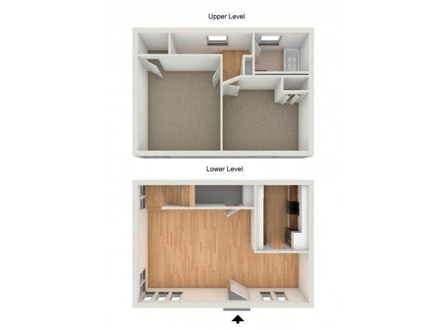 Townhome - 2BR