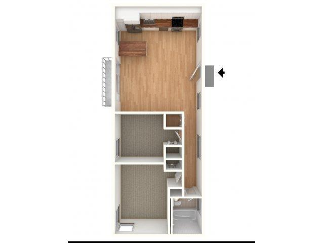 Two Bedroom EIK