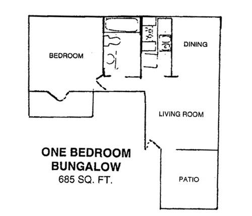 One Bedroom At 9353 Pioneer Blvd Santa Fe Springs Ca