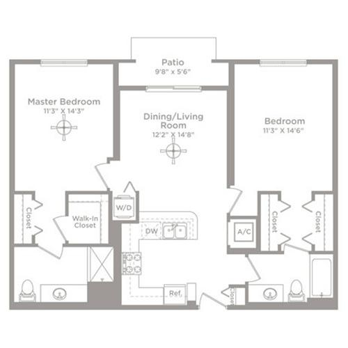 Apartments For Rent In Miramar: Modera Town Center, Miramar. Apartment For Rent