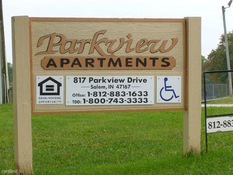 817 Parkview Dr, Salem, IN 47167