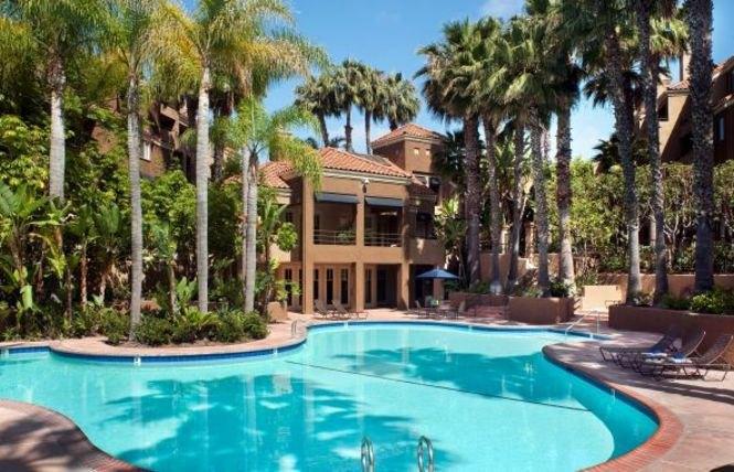 Camden Martinique Costa Mesa Apartment For Rent