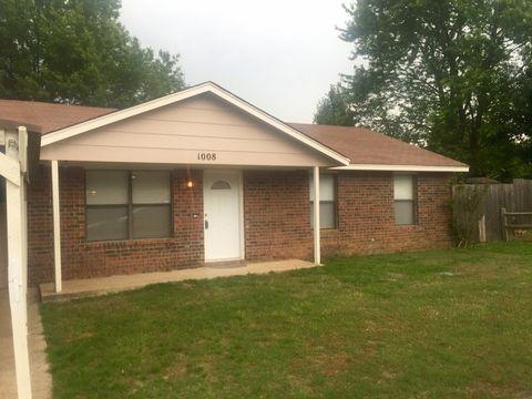 1008 E Walnut Ave, Fort Gibson, OK 74434