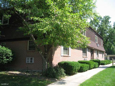 Woodcrest Apartments Southfield Mi