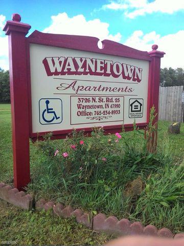 3726 N State Road 25, Waynetown, IN 47990