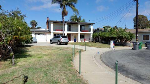 1566 Lucky St, Oceanside, CA 92054