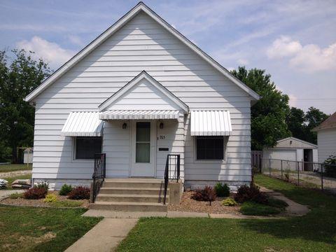 705 1st St, Gillespie, IL 62033