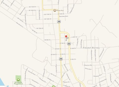 715 Warren Ave, Front Royal, VA 22630