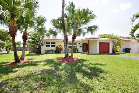 3672 Nw 17th Ter, Oakland Park, FL 33309