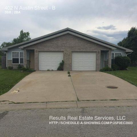 402 N Austin St, Oak Grove, MO 64075