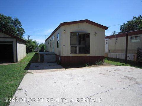 604 W Rainey Ave, Weatherford, OK 73096