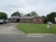 107 Primrose Ln, Lexington, NC 27295