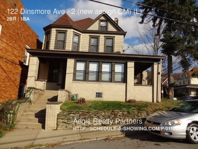 122 Dinsmore Ave Pittsburgh Pa 15205