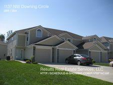1137 Nw Downing Cir, Blue Springs, MO 64015