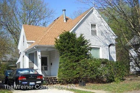 810 W Stoughton St, Urbana, IL 61801
